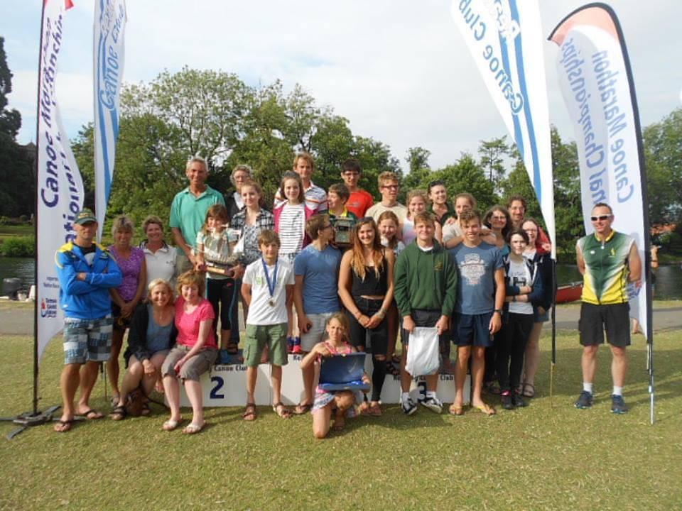 National Senior and Junior Team Marathon Champions 2016