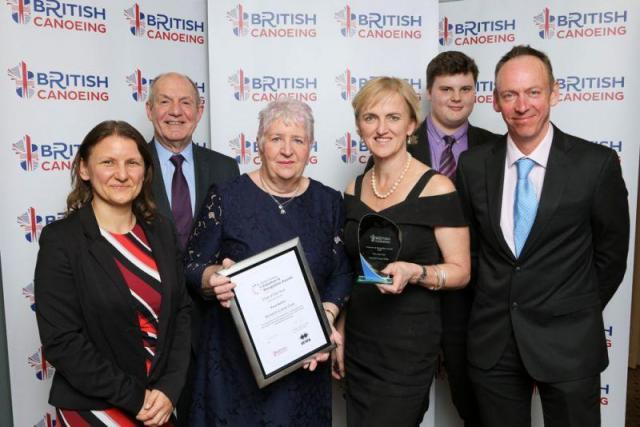 Norwich is British Canoeing's Club of the Year 2018