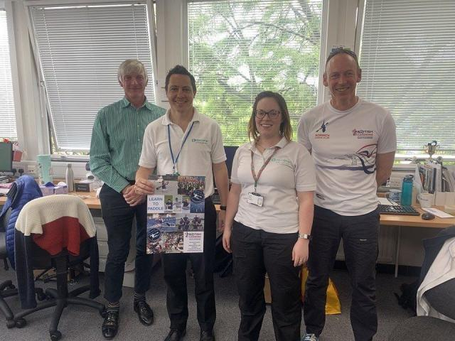 Visit to Addenbrookes Orthotics and Prosthetics Department