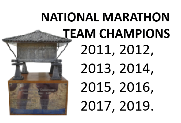 National Marathon Team Champions