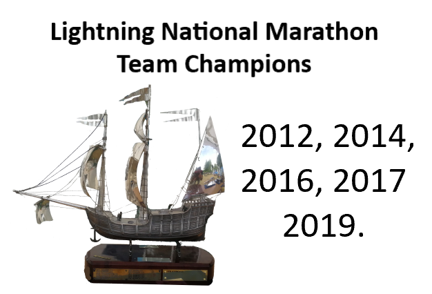 Lightning National Marathon Team Champions